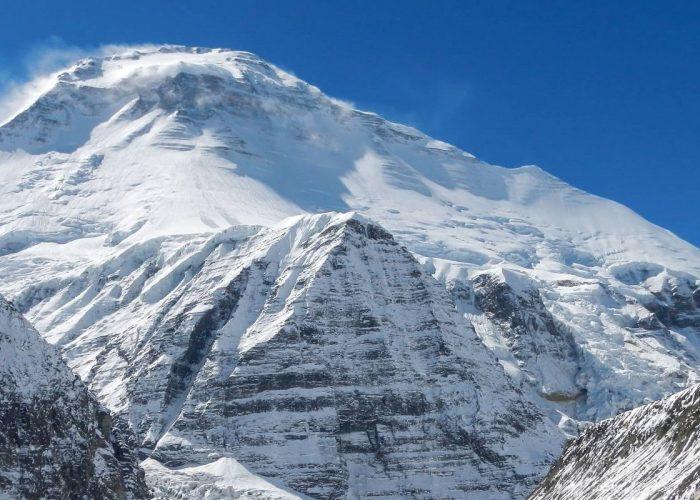 The Towering Massive Peak